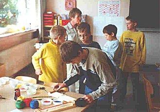 kennenlernen schule Potsdam